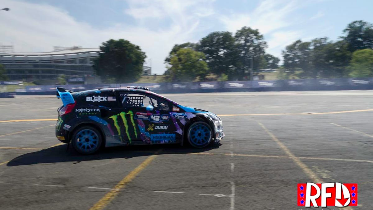How To RallyCross On The Cheap