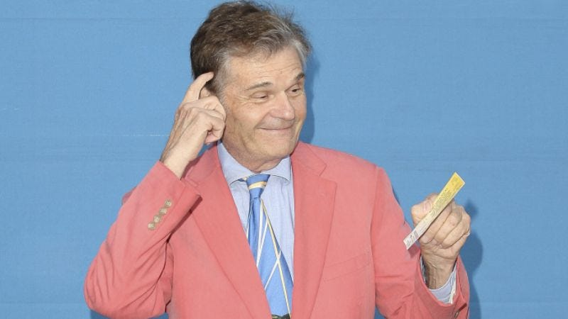 Illustration for article titled Fred Willard's ambivalent relationship with improv