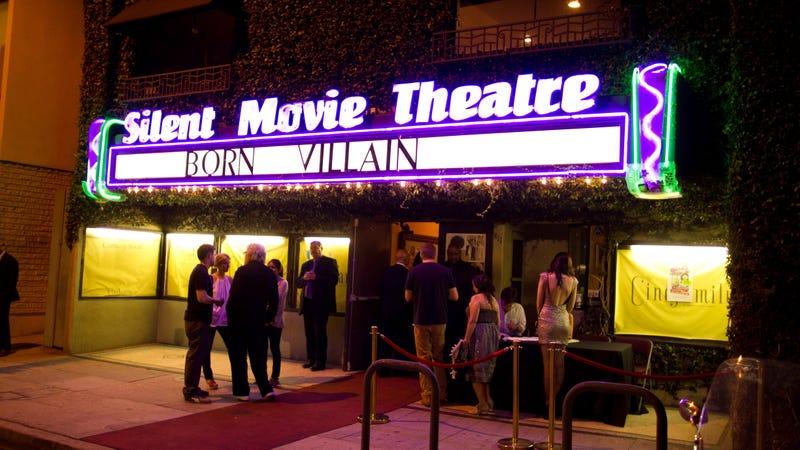 Los Angeles movie theater Cinefamily operated out of the Silent Movie Theatre / Image via Getty