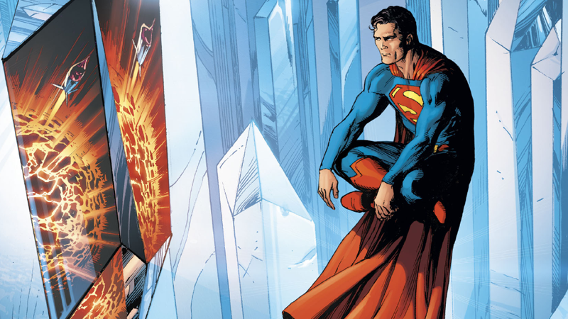 Image: DC Comics. Action Comics #977 art by Gary Frank and Brad Anderson.
