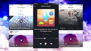 Illustration for article titled Whyd for iPhone Makes Your Favorite Songs from Around the Web Portable