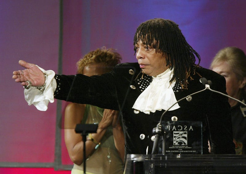 Rick James (Kevin Winter/Getty Images)