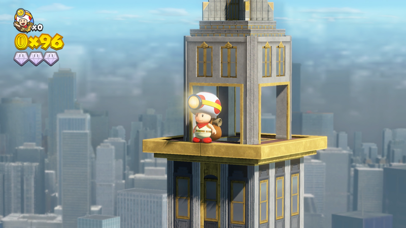 Illustration for article titled Captain Toad Switch Has Cool Extra Features, Few New Levels