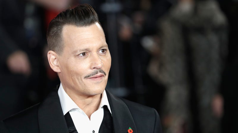 Illustration for article titled Johnny Depp's Notorious B.I.G. movie has been mysteriously pulled from the schedule