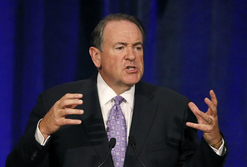 Illustration for article titled Mike Huckabee Would Send in Troops and the FBI To Stop Abortions