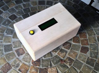 Illustration for article titled GPS Adventurebox, la caja de regalo que solo se abre en un lugar
