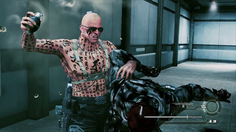 Illustration for article titled It's Not Clear Who's Publishing Devil's Third Right Now