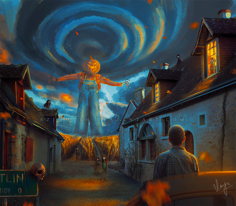 Illustration for article titled CAHlloween