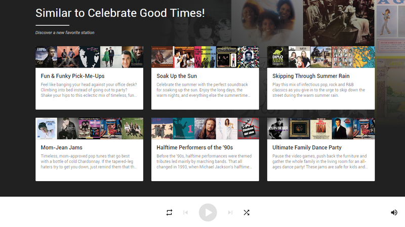 Illustration for article titled Google Play Music Will Now Bring You the Music You Want, When You Want It