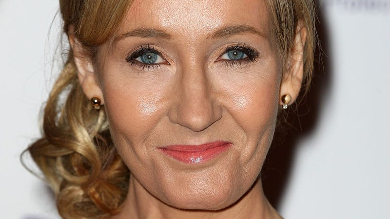 Illustration for article titled Dear Adults: J.K. Rowling Says 'There Will Be Another Children's Book'