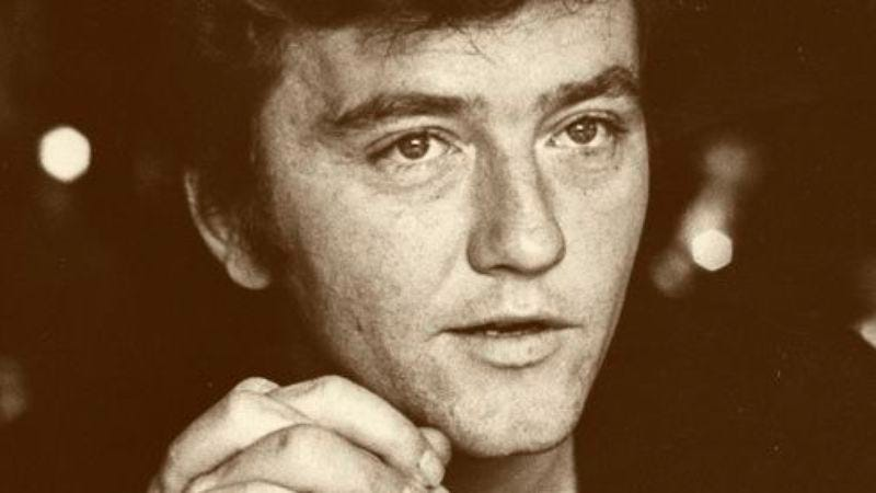 Illustration for article titled Drag City's Rian Murphy on the label's new, amazing Mickey Newbury reissue