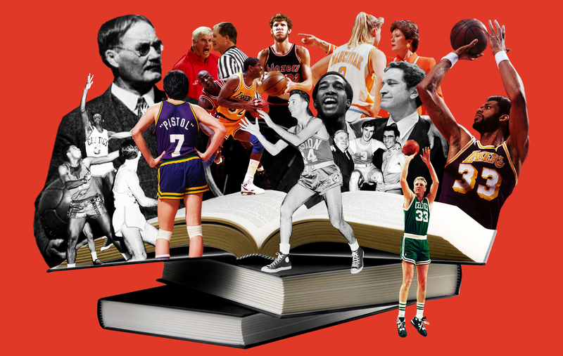 Illustration for article titled Alex Wolff Tells Us How He Put Together An Awesome New Anthology Of Hoops Writing
