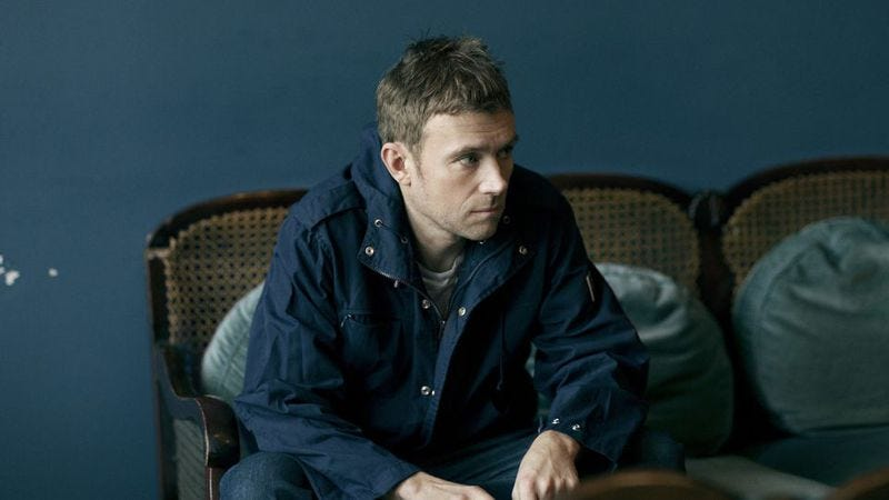 """Illustration for article titled Damon Albarn has been named a """"local king"""" of Mali"""