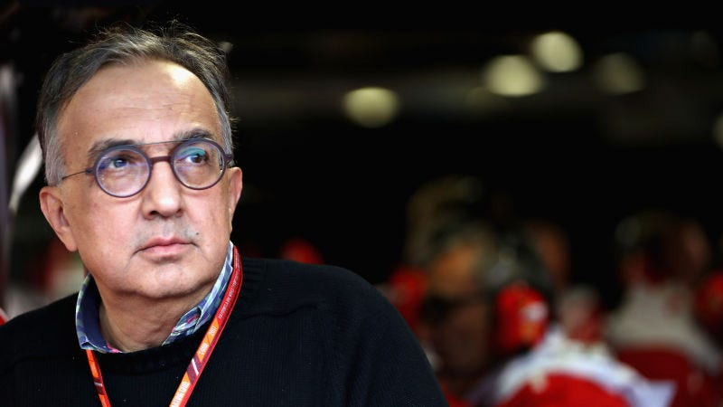 Illustration for article titled Comment of the Day: The Real Reason Sergio Marchionne Was Known as 'The Sweater' Edition