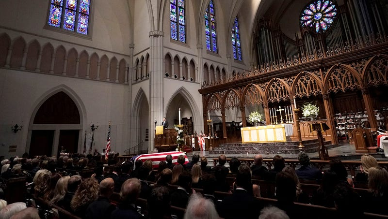 Illustration for article titled Incredibly Popular George H.W. Bush Funeral Gets Extended 2-Week Run