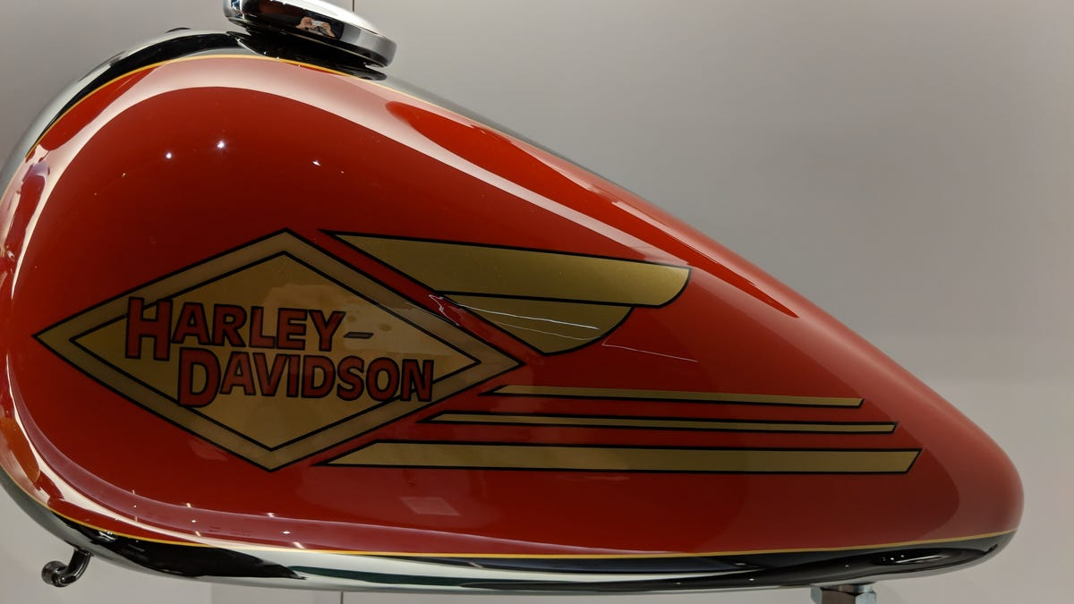 Here Is Nearly Every Harley-Davidson Gas Tank Logo