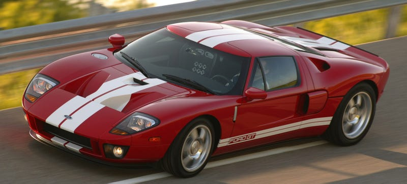 Illustration for article titled Is Ford Crazy Enough To Show A Ford GT Replacement In Detroit?