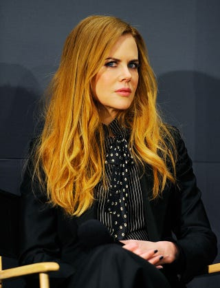Illustration for article titled Nicole Kidman Is Now Botox-Free
