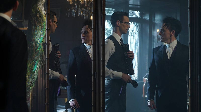 """Illustration for article titled Gotham Reaction Thread - Season 3, Episode 7 - """"Mad City:Red Queen"""""""