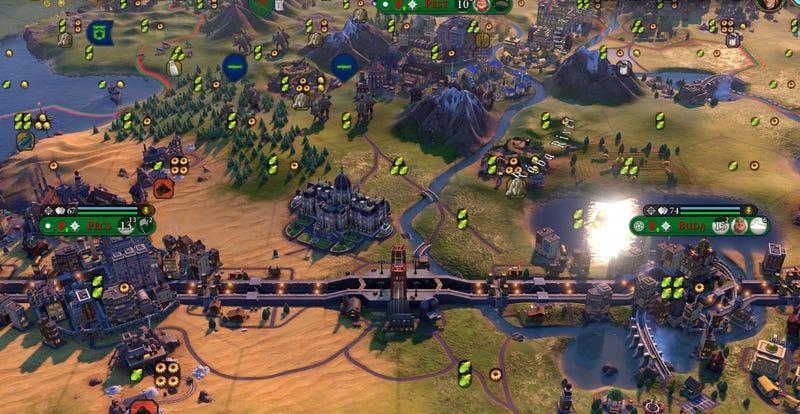 Behold, The Mother Of All Civilization VI Canals