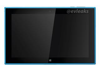 Illustration for article titled La tableta Nokia Lumia 2520 se deja ver en una nueva imagen