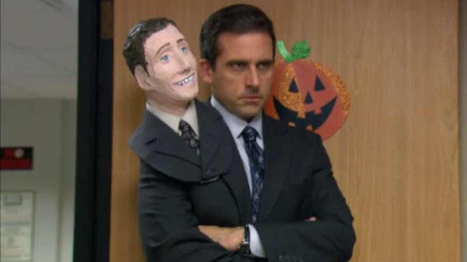 "the office (classic): ""halloween""/""the fight"""
