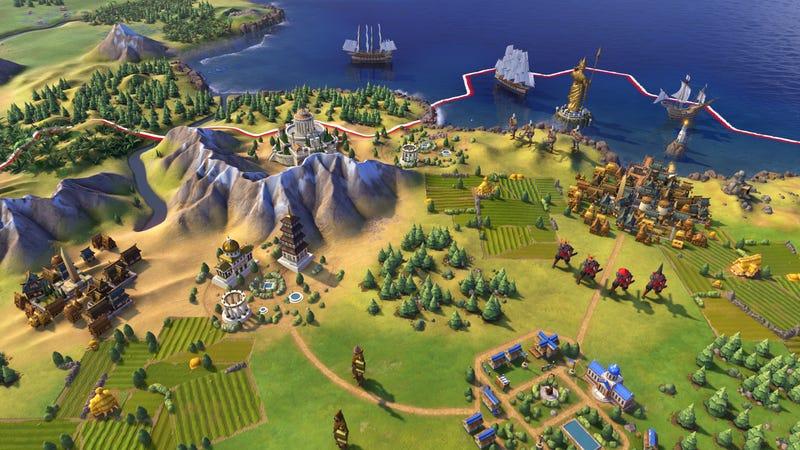 Sid Meier's Civilization VI, $30