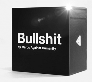 Illustration for article titled Cards Against Humanity Sold Boxes of Shit to Protest Black Friday