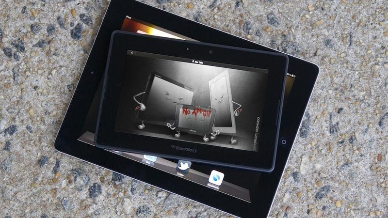 Illustration for article titled BlackBerry PlayBook Review