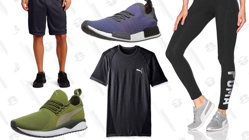 Up to 50% off Sneakers and Athletic Wear | Amazon