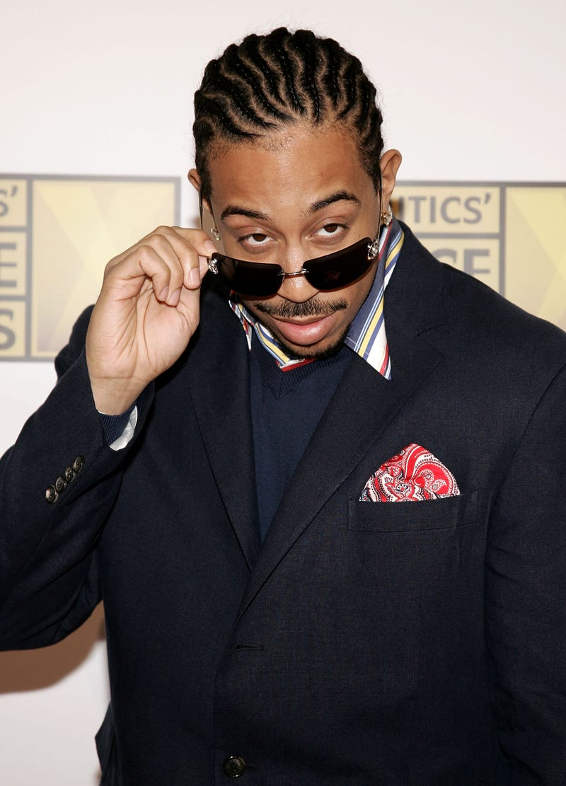 "Actor Christopher ""Ludacris"" Bridges in 2006Vince Bucci/Getty Images"