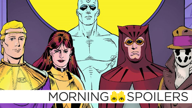 Our First Look at the Watchmen TV Show Gives Us a Whole New Mystery to Solve