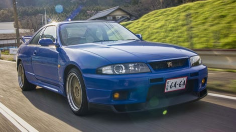 Listen: The Non-GT-R Nissan Skylines Are Excellent Too