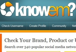 Illustration for article titled KnowEm Checks Username Availability Across 300+ Social Sites