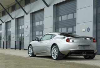 """Illustration for article titled Lotus Evora S, Auto And """"Mystery Car"""" Coming To Paris"""