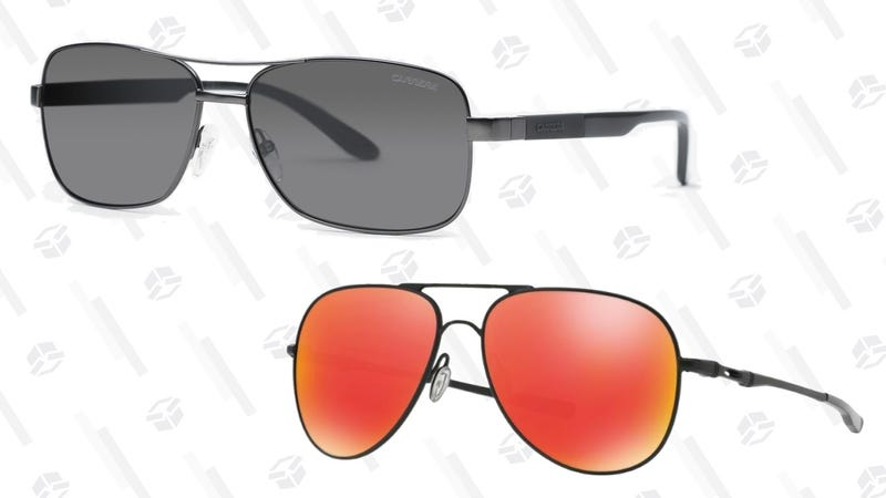Carrera 8020S Polarized Sunglasses | $42 | MassDropOakley Elmont Sunglasses | $70 | Daily Steals | Promo code KINJAOAK