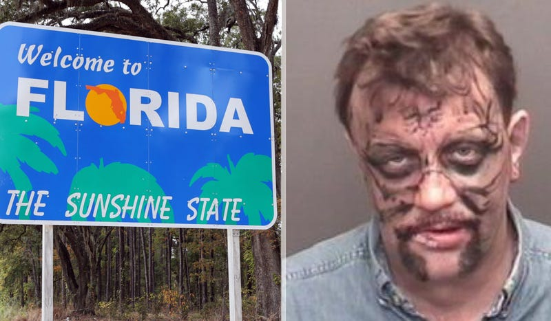Illustration for article titled Florida Man Is America's Worst Superhero