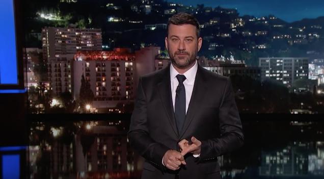 Jimmy Kimmel Is Hot Now