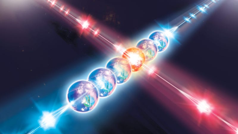 First Quantum Computer Simulator Operates at the Speed of Light