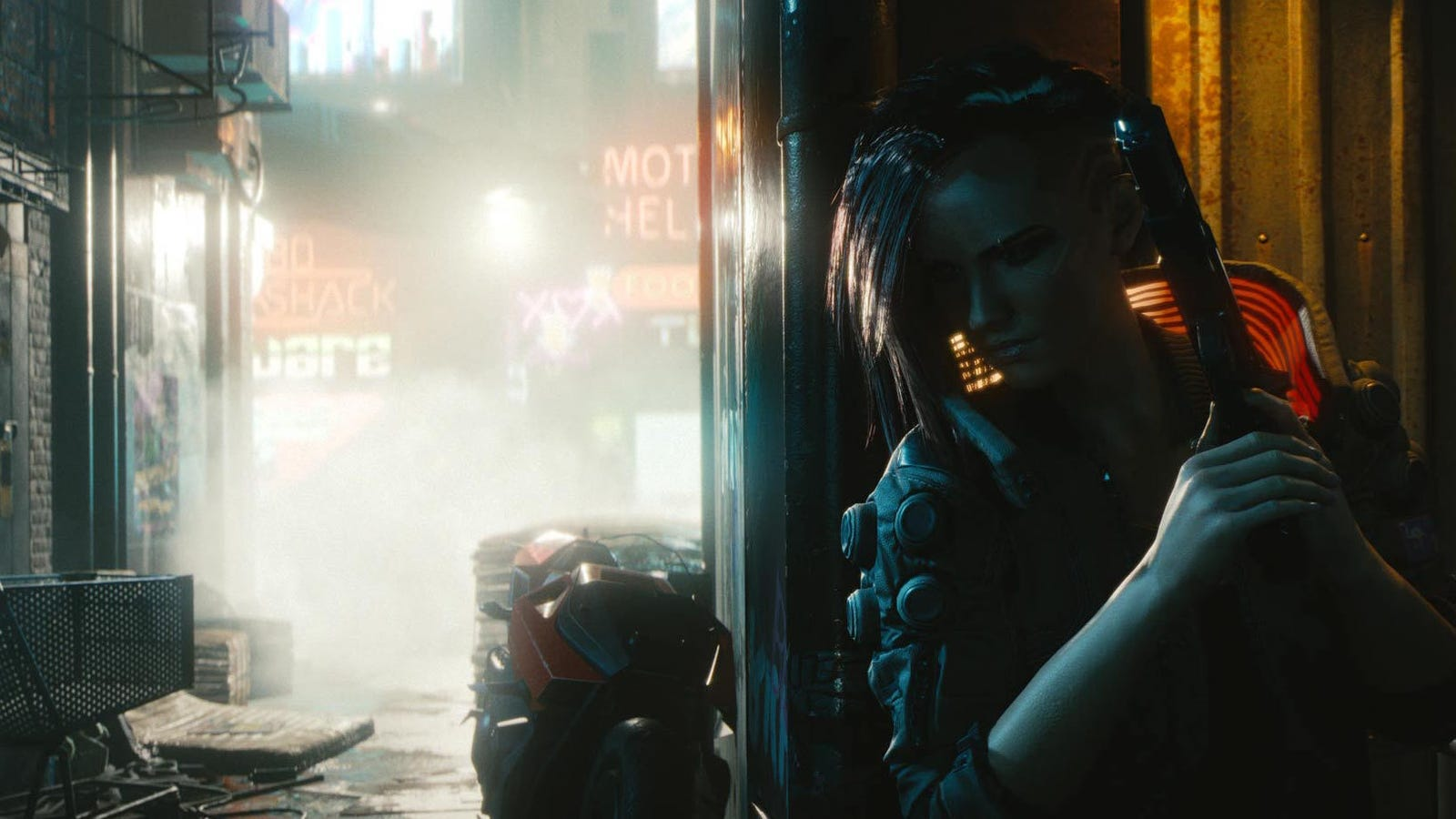 Cyberpunk 2077 Is A Violent, Impressive Blend Of Deus Ex And The Witcher 3
