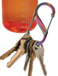 Illustration for article titled The S-Biner Double Carabiner