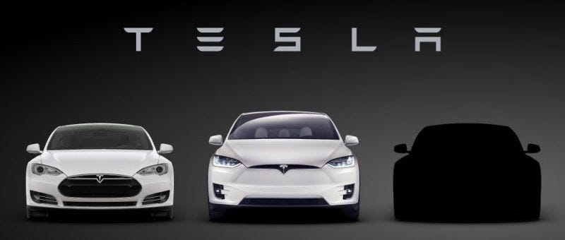 The Tesla Model Could Be The Tipping Point For How Cars Are Sold - A tesla car