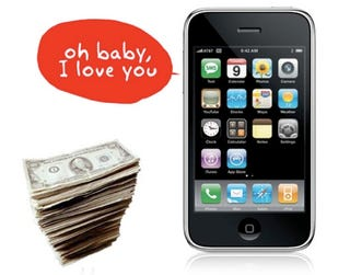 Illustration for article titled iSuppli Official Estimate: The iPhone 3G Build Price is $174.33