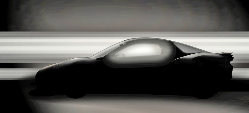 Illustration for article titled Yamaha, Maker Of Clarinets And Bikes, Has A Sports Car Concept