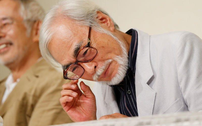 Para trabajar en los estudios Ghibli tienes que pasar por un entrevistador realmente duro: Hayao Miyazaki