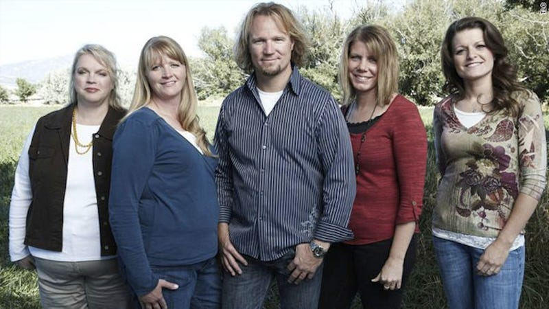 Illustration for article titled Why Sister Wives Hasn't Resulted in a Polygamy Conviction