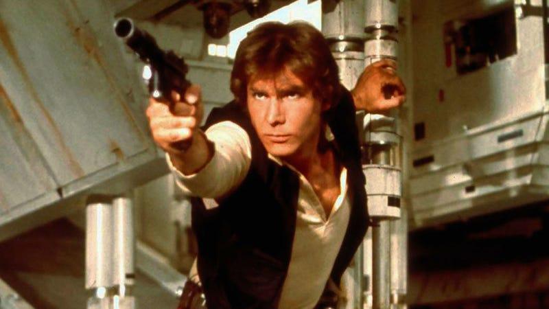 Harrison Ford as Han Solo. Image: Fox