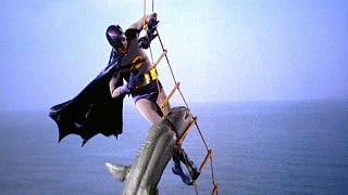 Illustration for article titled A Letter To Batman's Shark Repellent Bat-Spray, From A Lover Spurned