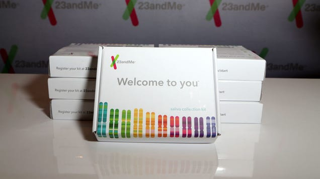 Sorry, but those DNA tests you took are mostly bullshit