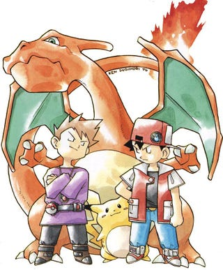 Illustration for article titled Before Pokemon, there was Capsule Monsters